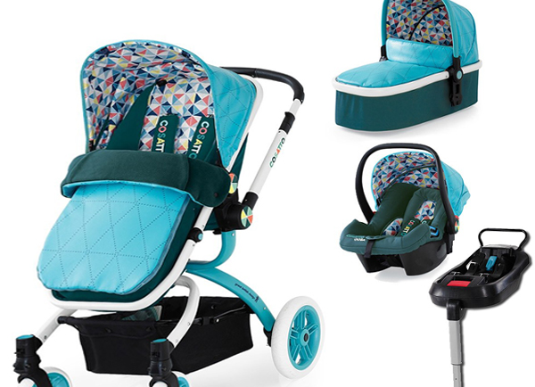 Трансформер-коляскадля новорожденных - 1