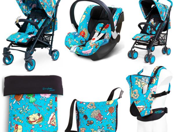 Трансформер-коляскадля новорожденных - 2