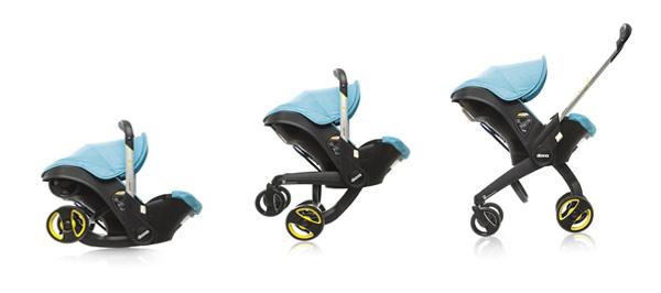 Трансформер-коляскадля новорожденных - 3
