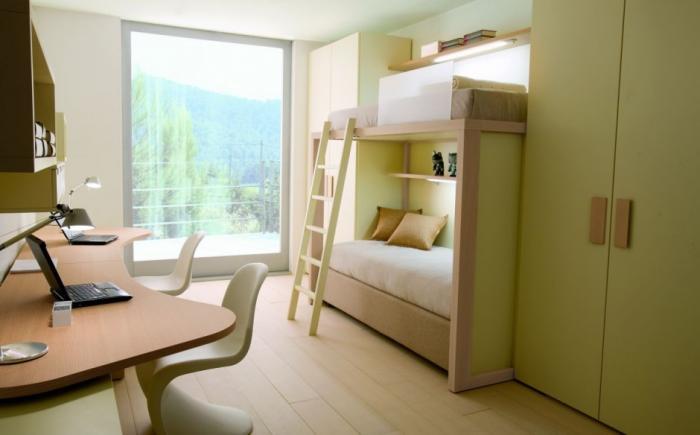Дизайн комнаты для подростка 10-12 лет