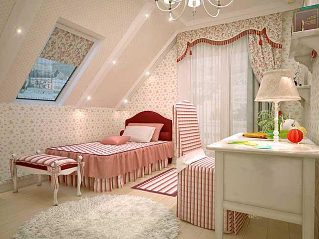 Дизайн комнаты для подростка 14-15 лет