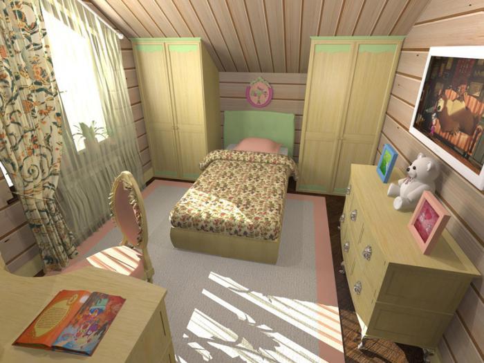 Дизайн комнаты для девочки 14-15 лет