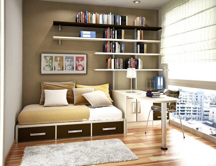 Мебель для комнаты девочки-подростка