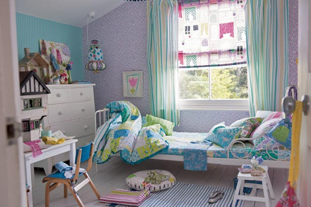 Комната для девочки 10 лет