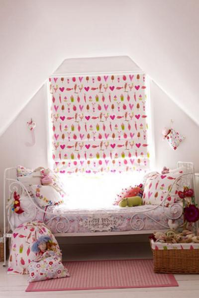 Комната для девочки 10 лет - фото