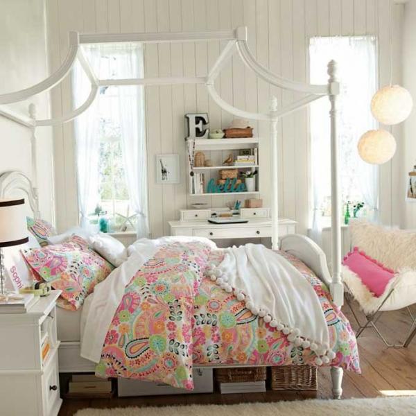 Фото спальни для девочки 12 лет