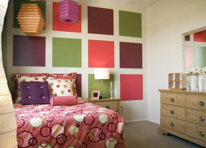 Дизайн спальни для девочки 12 лет