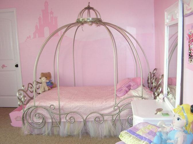 Розовая комната для девочки 12 лет