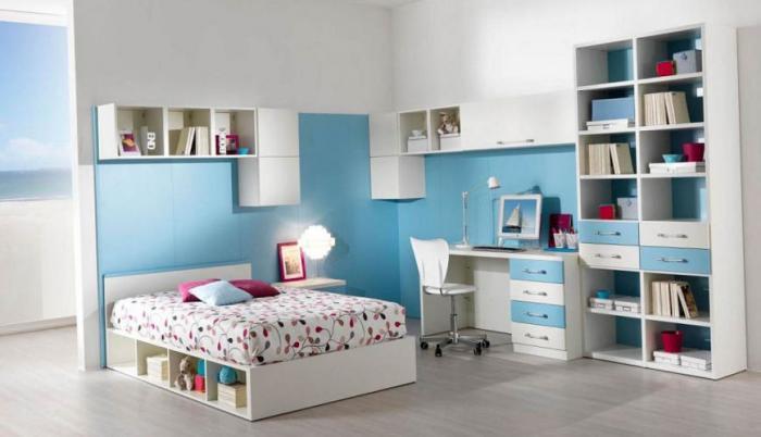 Комната в современном стиле - фото 1