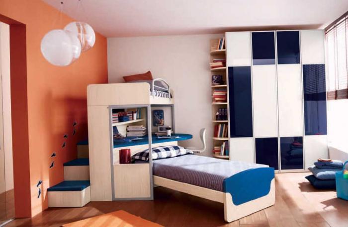 дизайн комнаты для мальчика подростка 90 фото интересных интерьеров