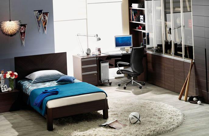 Фото комнаты для юноши 2