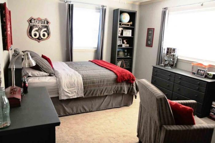 Фото комнаты для юноши