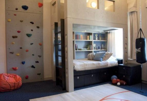 Подростковая комната для юноши 5