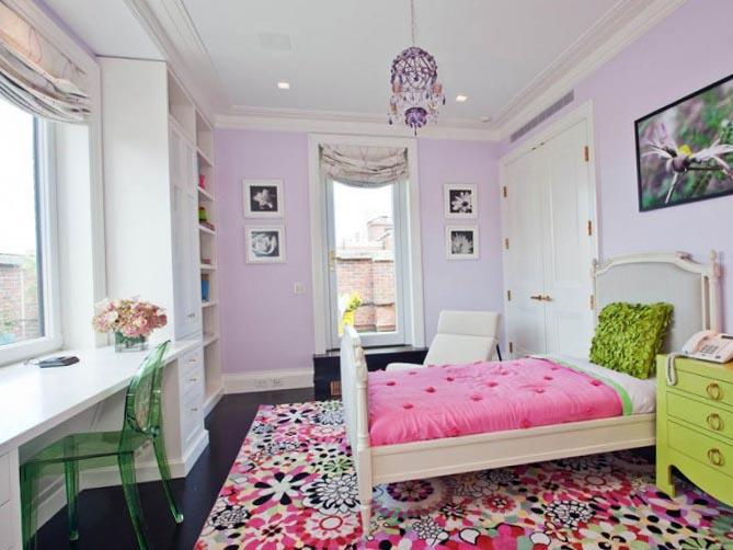 Дизайн комнаты для девочки подростка и мальчика