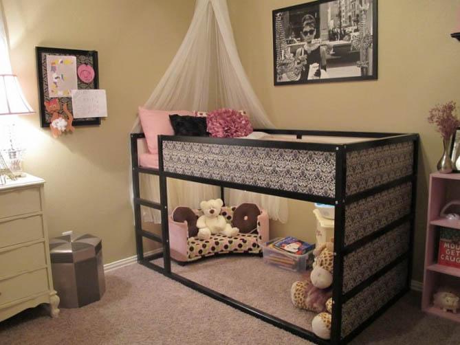 Дизайн одной комнаты для мальчика и девочки