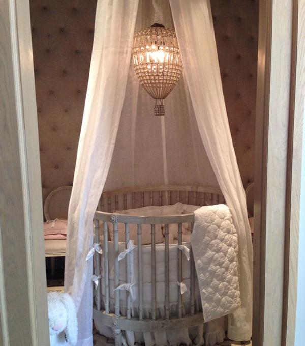 Красивые кроватки для новрожденных - 1