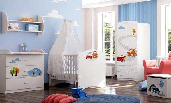 Красивые кроватки для новрожденных - 2