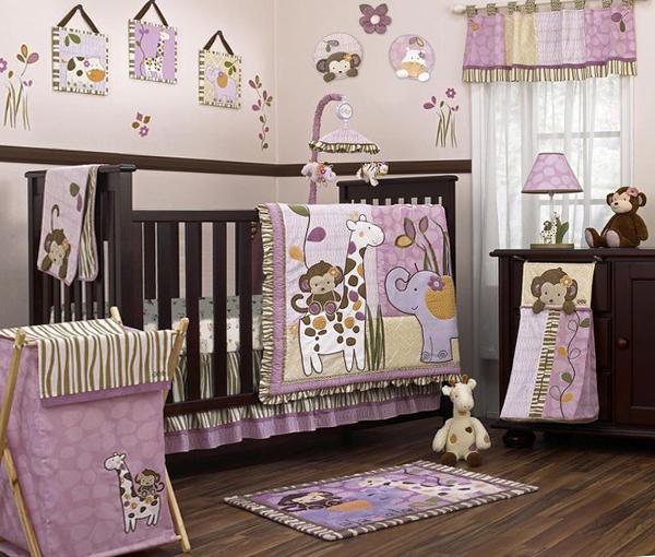 Красивые кроватки для новрожденных - 3