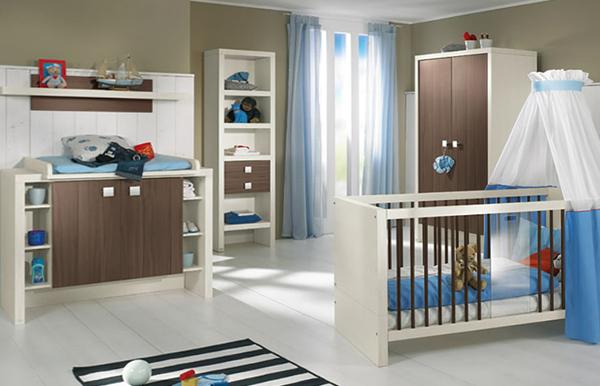 Красивые кроватки для новрожденных - 4