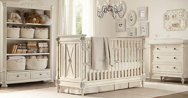 Красивые кроватки для новрожденных - 6