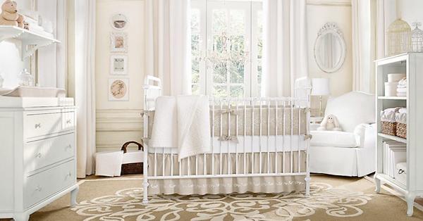 Красивые кроватки для новрожденных - 5