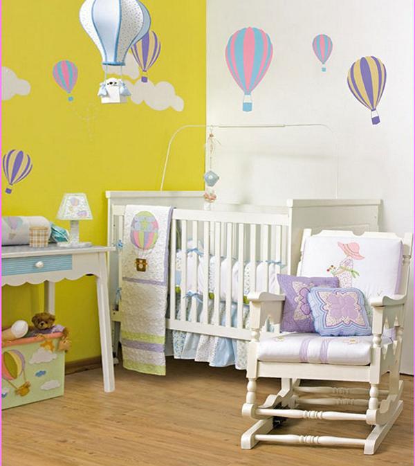 Красивые кроватки для новрожденных - 7