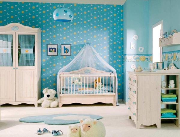 Спальное место для самых маленьких - 5