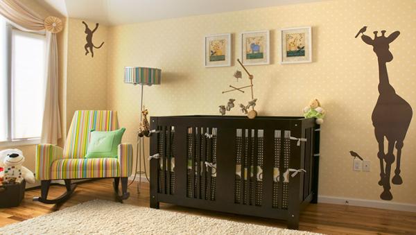Кроватка для новорожденного - 7
