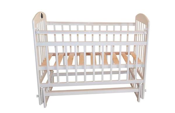 Кроватки с регулируемой высотой дна - 1