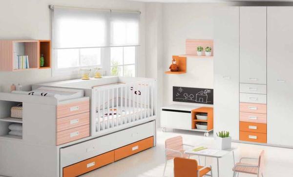Классическая детская кроватка - 2