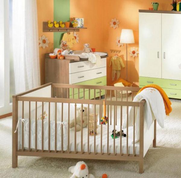 Классическая детская кроватка - 3