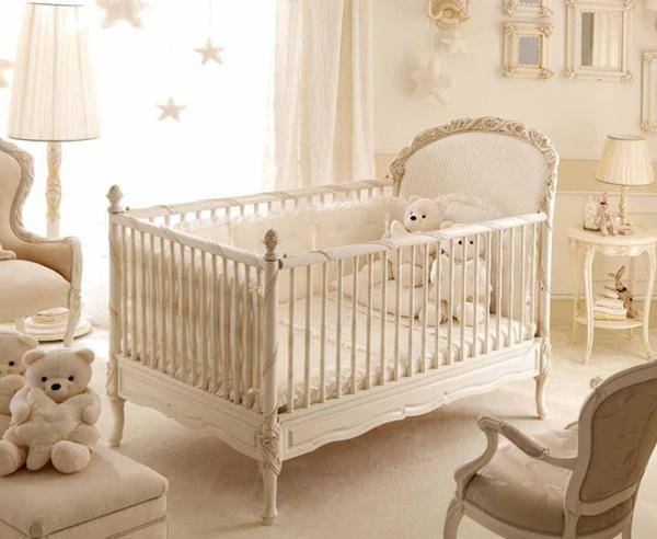 Классическая детская кроватка - 4