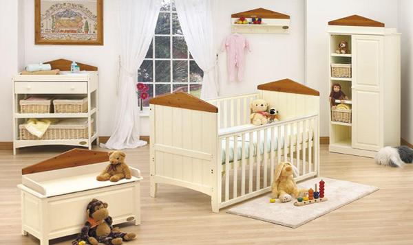 Классическая детская кроватка - 5