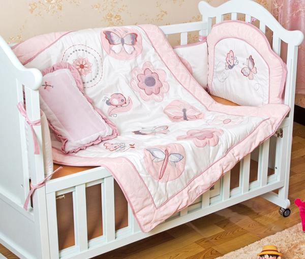 Классическая детская кроватка - 6