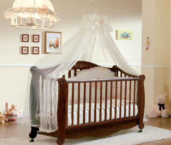 Кроватка с колесиками - 4