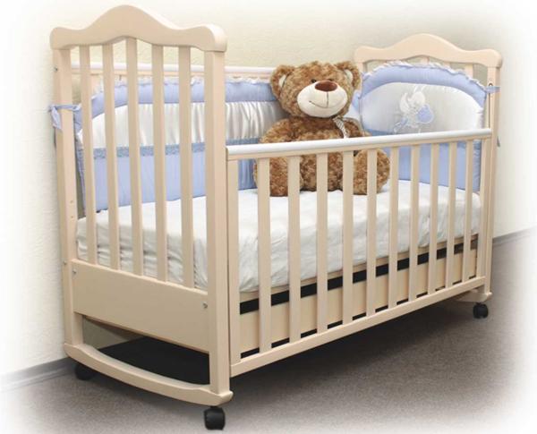Кроватка-качалка - 2