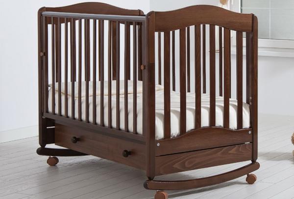 Кроватка-качалка - 4
