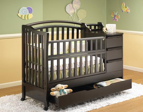 Кроватка с ящиками - 3