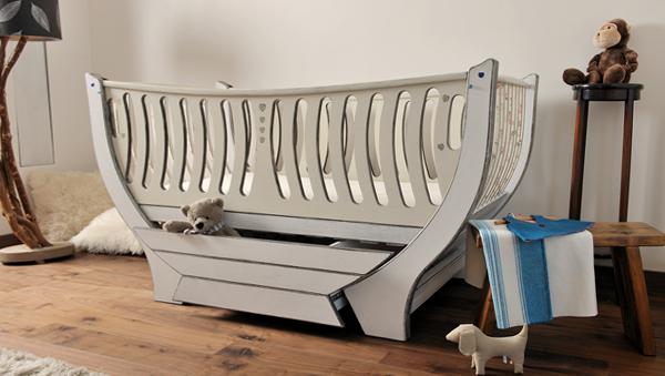 Кроватка с ящиками - 4