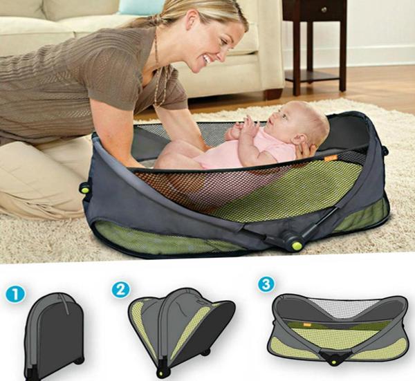 кровать-сумка -1
