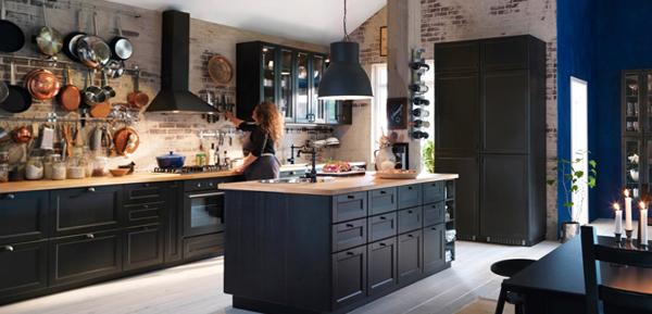 Кухни икеа фото 2016