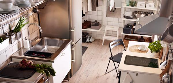 Кухонная мебель от Икеа - 1