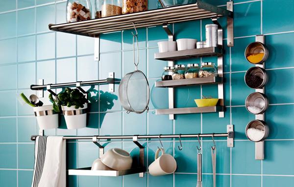 Аксессуары для кухни от Икеа - 2