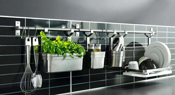 Аксессуары для кухни от Икеа - 4