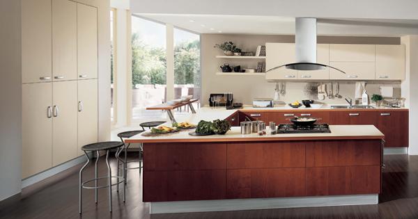 Деревянная кухня от Икеа - 5