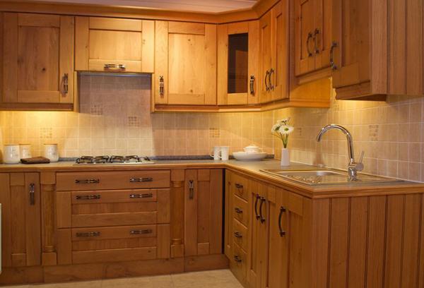 Кухонная мебель от Икеа (Деревянная) - 1