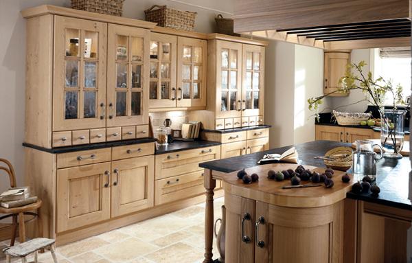 Кухонная мебель от Икеа (Деревянная) - 3