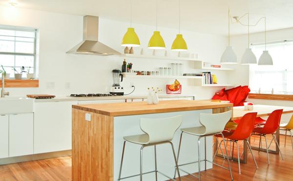 Кухонная мебель от Икеа (Деревянная) - 2