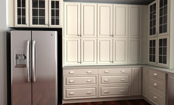 Дверцы кухонной мебели от Икеа – 1