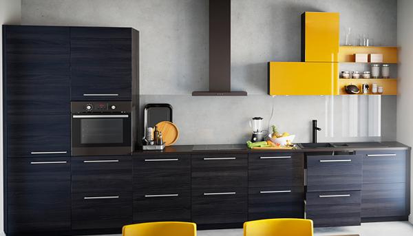 Дверцы кухонной мебели от Икеа - 3